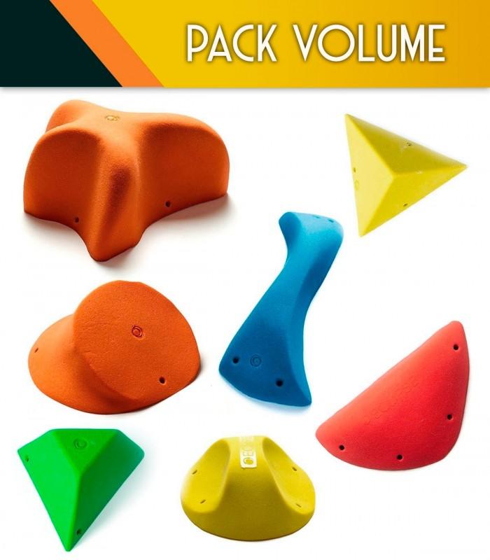 Pack escalade volume