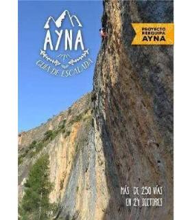 Guia de escalada Ayna portada